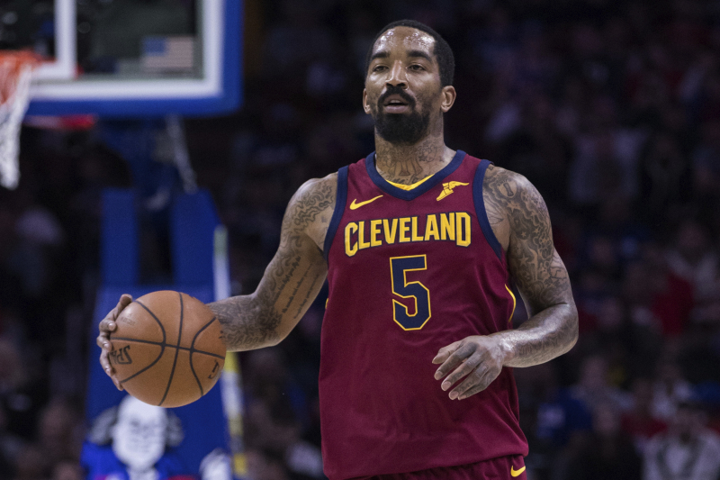 JR Smith Rumors: Bucks to Meet with Veteran Free Agent After Cavs Release