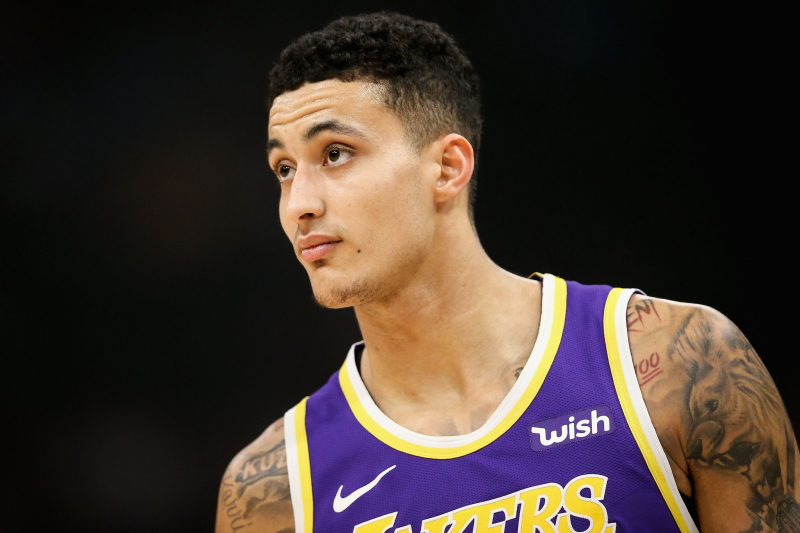 Is Kyle Kuzma Ready to Be the Los Angeles Lakers' 3rd Star?