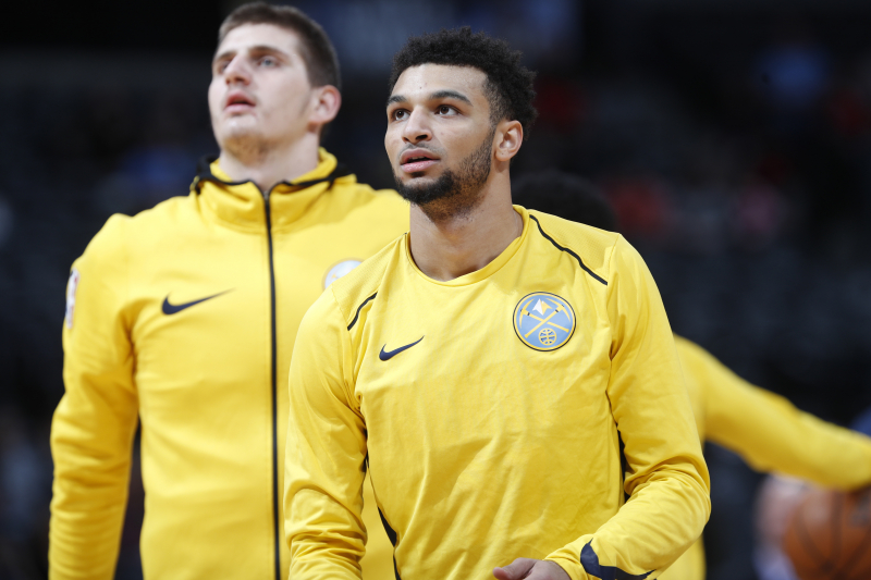 Nuggets 2019-20 Schedule: Top Games, Championship Odds and Record Predictions