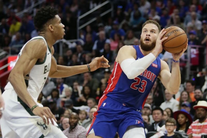 Pistons 2019-20 Schedule: Top Games, Championship Odds and Record Predictions