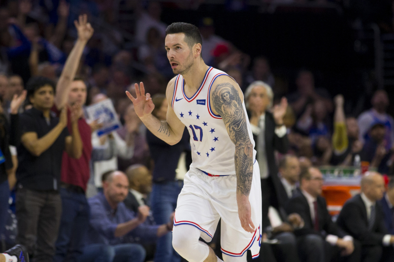 Pelicans' JJ Redick Created Burner Twitter Account to Follow NBA Free Agency