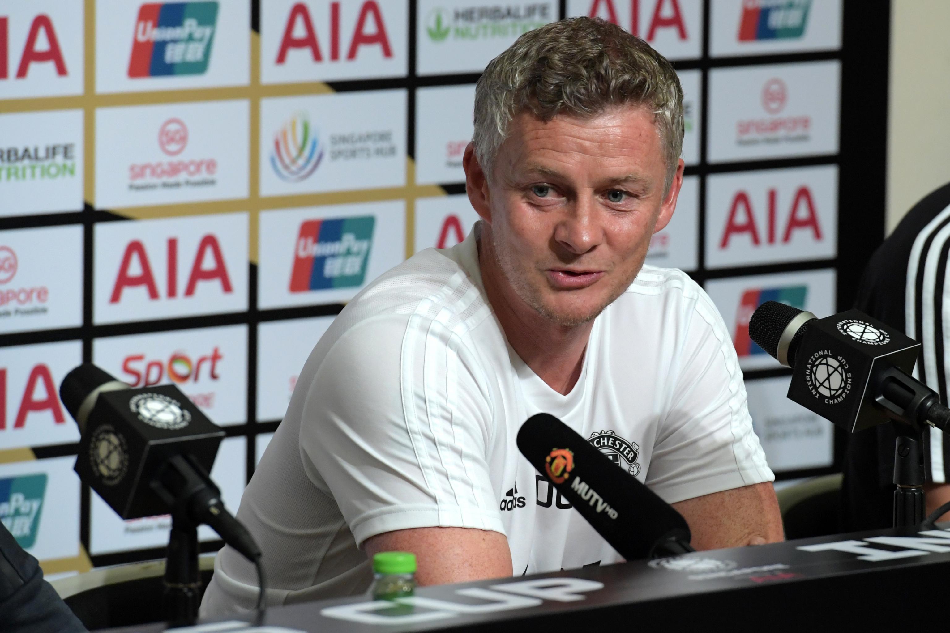 Ole Gunnar Solskjaer Says Manchester United Still Working to Add 1 ...