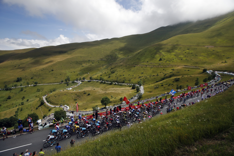 Tour de France 2019: Saturday's Stage 14 Live-Stream Schedule, TV Info and Route