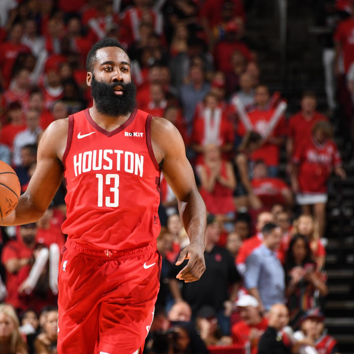 James Harden Skips USA Basketball Camp As Russell