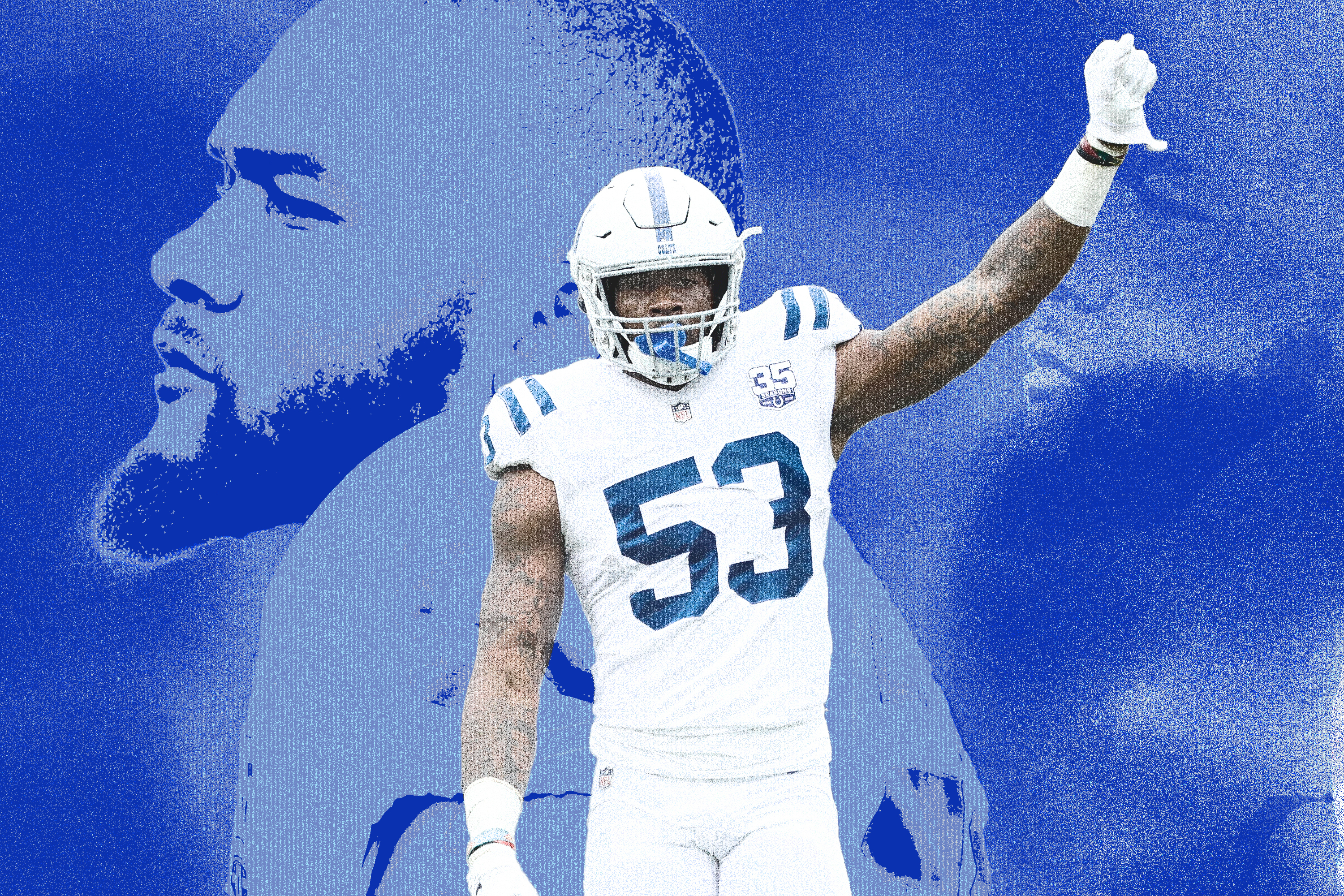 Inside The Mind Of A Maniac How Colts Lb Darius Leonard Plans To Win Everything Bleacher Report Latest News Videos And Highlights