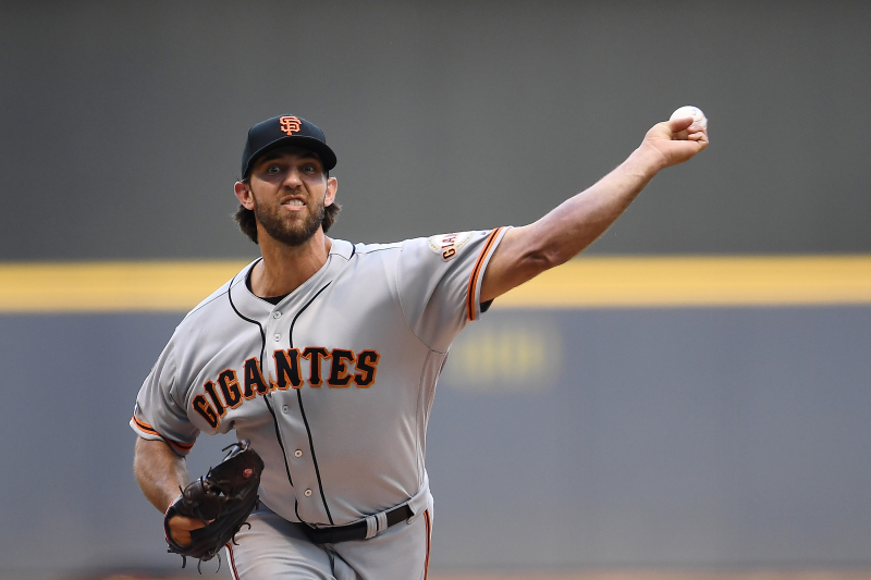 MLB Trade Rumors: Latest Buzz on Madison Bumgarner, Marcus Stroman, More