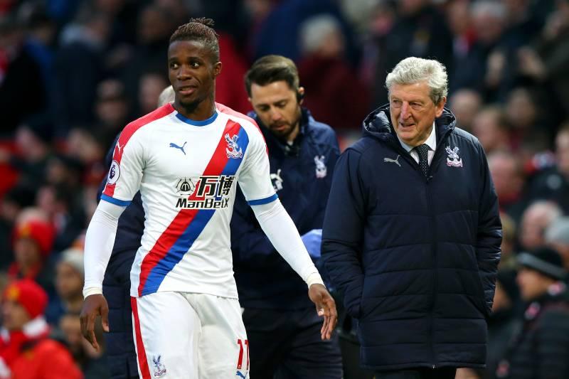 Roy Hodgson Says Wilfried Zaha 'Is Coming Back' Amid Arsenal ...