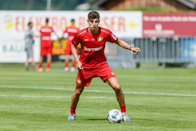 Kai Havertz Plays Down Bayern Munich Links Amid Liverpool Rumours