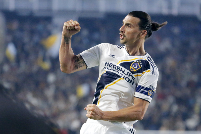 Zlatan Ibrahimovic After El Trafico Hat-Trick: 'I Show Up in the Biggest Games'