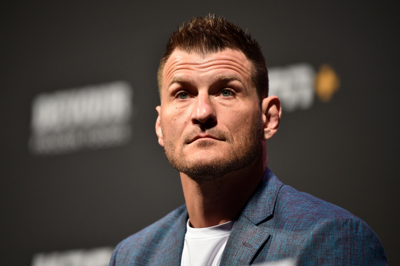 Video: UFC's Stipe Miocic Says Brock Lesnar Is 'Not Even a Money Fight Anymore'