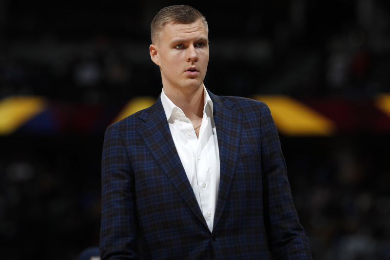 Report: Some Knicks Feel Spurs 'Crossed Lines' Before Kristaps Porzingis Trade