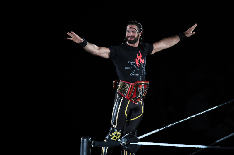 Seth Rollins Talks Heyman Running Raw, Stone Cold, Becky Lynch and Brock Lesnar