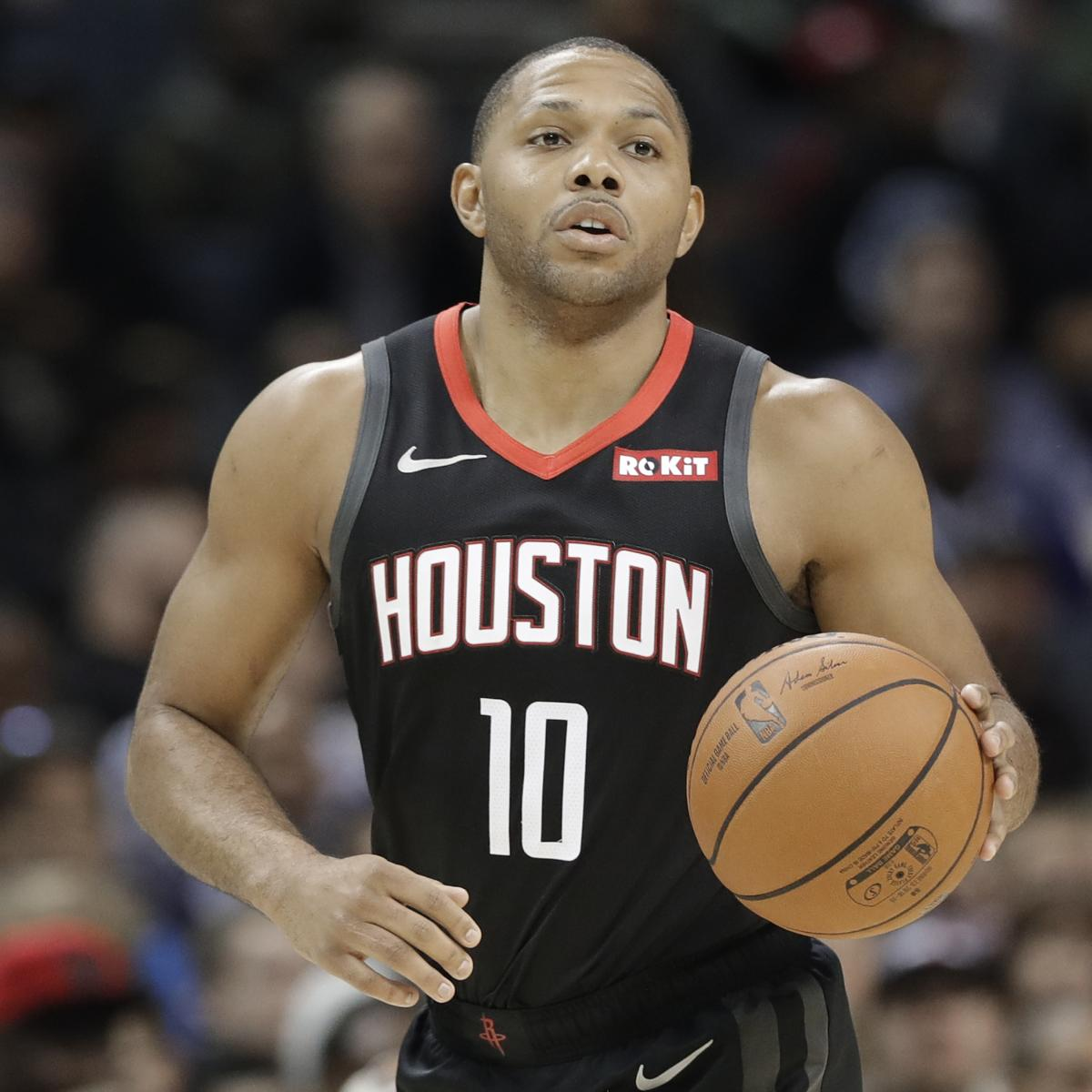 Houston Rockets Squad 2019: Rockets Rumors: Eric Gordon Withdraws From Team USA Camp