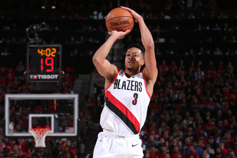 Report: CJ McCollum Withdraws from USA Basketball Camp, FIBA Championships