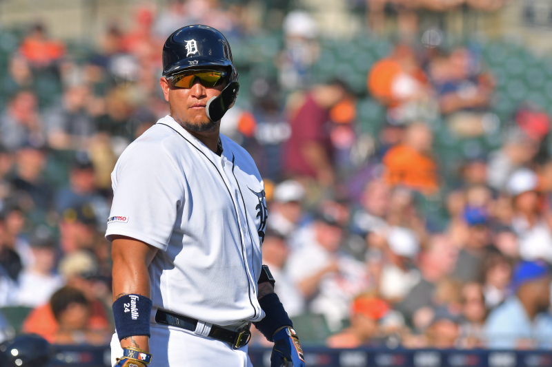 Miguel Cabrera Is the $248M MVP No One Wants to Trade For