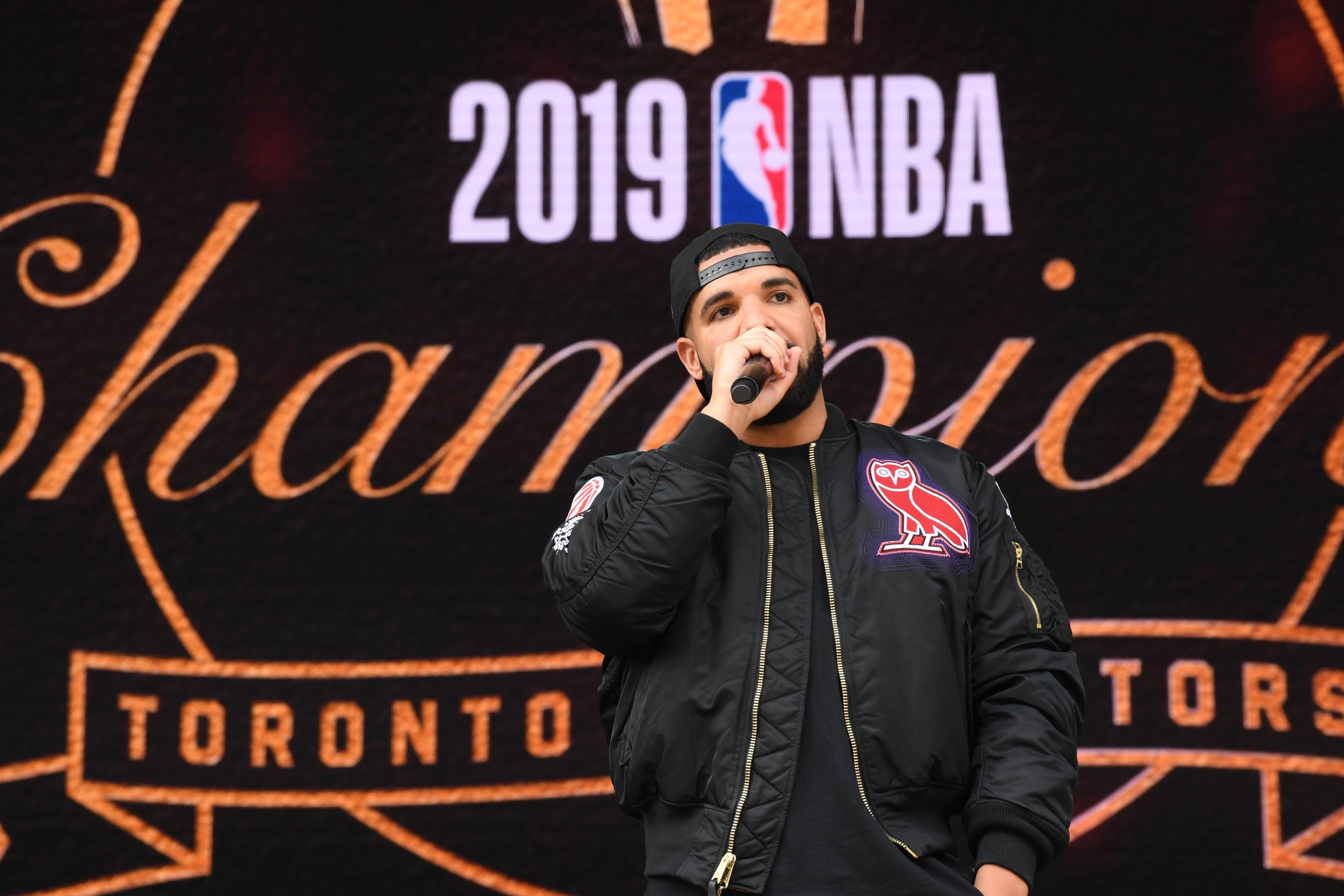 Drake, Nipsey Hussle, Travis Scott, J Balvin Headline NBA