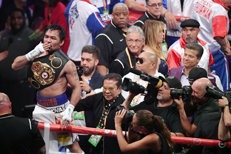 Manny Pacquiao Retirement: Examining Pac-Man's Legacy After Thurman Win