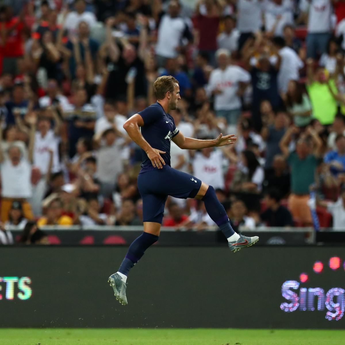 Lucas Moura Spurs Goals: Harry Kane Stunner Sees Tottenham Beat Juventus Despite