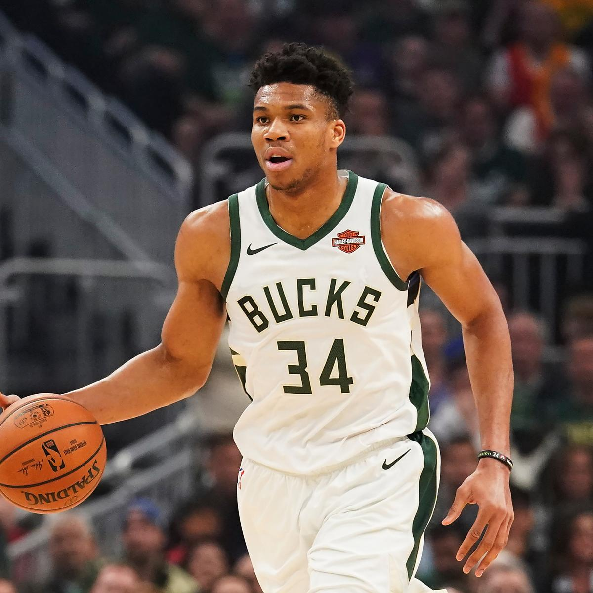 Bucks 2019-20 Schedule: Top Games, Championship Odds and ...
