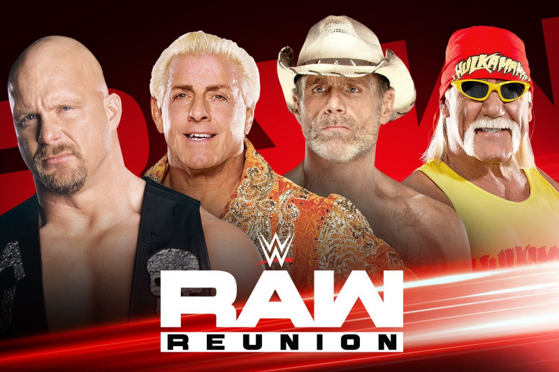 WWE Raw Reunion Preview: Stone Cold Steve Austin Returns and More for July 22
