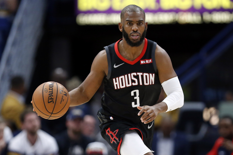 NBA Rumors: Latest Buzz on Possible Chris Paul Trade, Wizards and More