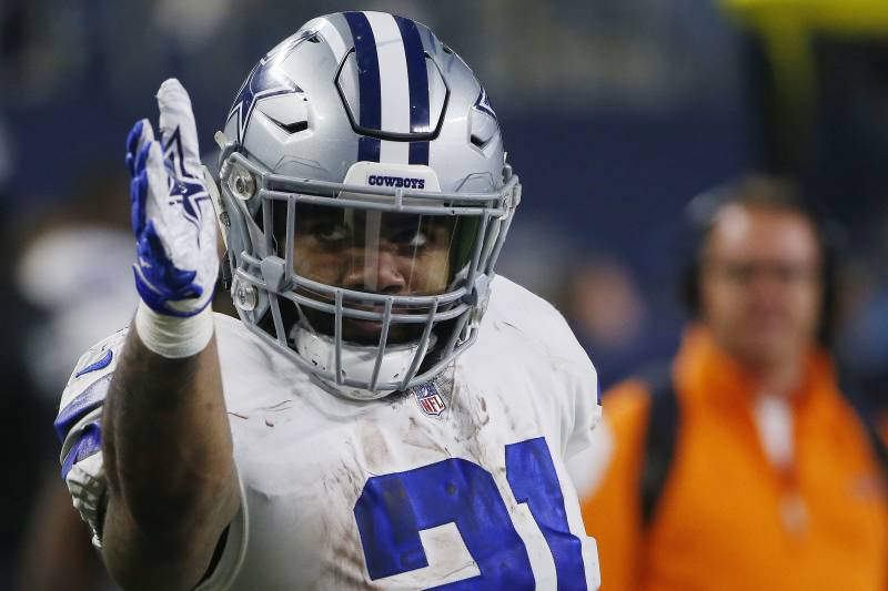 detailed look 1836a 51fa6 Cowboys Rumors: Ezekiel Elliott Hasn't 'Firmly Decided' on ...