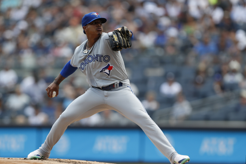 Marcus Stroman Trade Rumors: Yankees, Astros, Braves Pursuing Blue Jays Pitcher