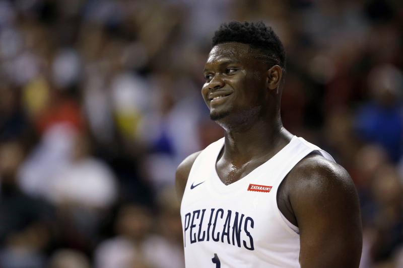 Pelicans' Zion Williamson Withdraws from USA Select Team for FIBA World Cup