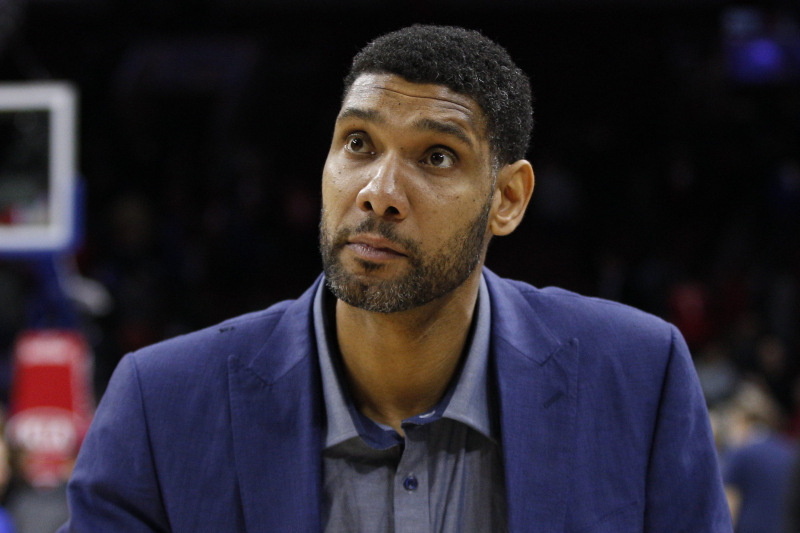 Tim Duncan, Spurs Agree to Contract as Assistant Coach on Gregg Popovich's Staff