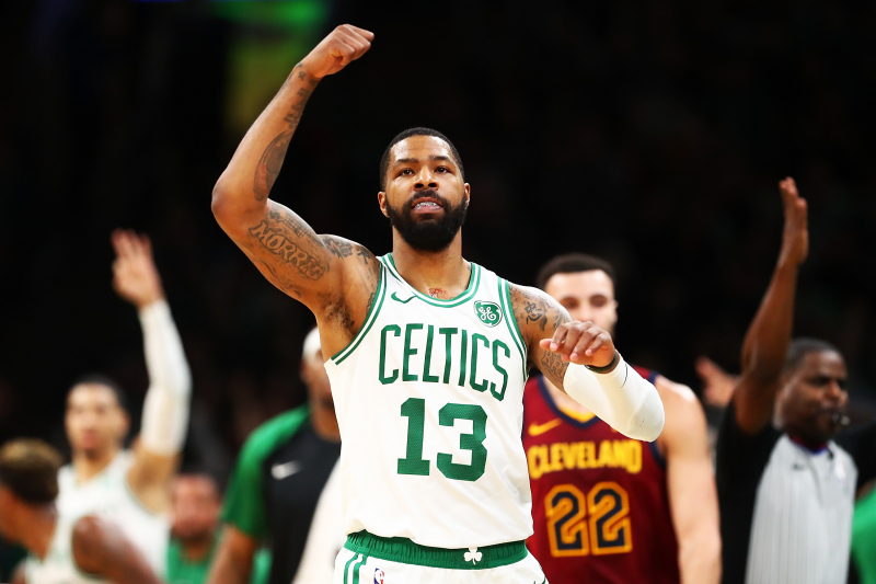 Knicks' Marcus Morris Talks Backing out of Spurs Offer, Leaving Rich Paul, More