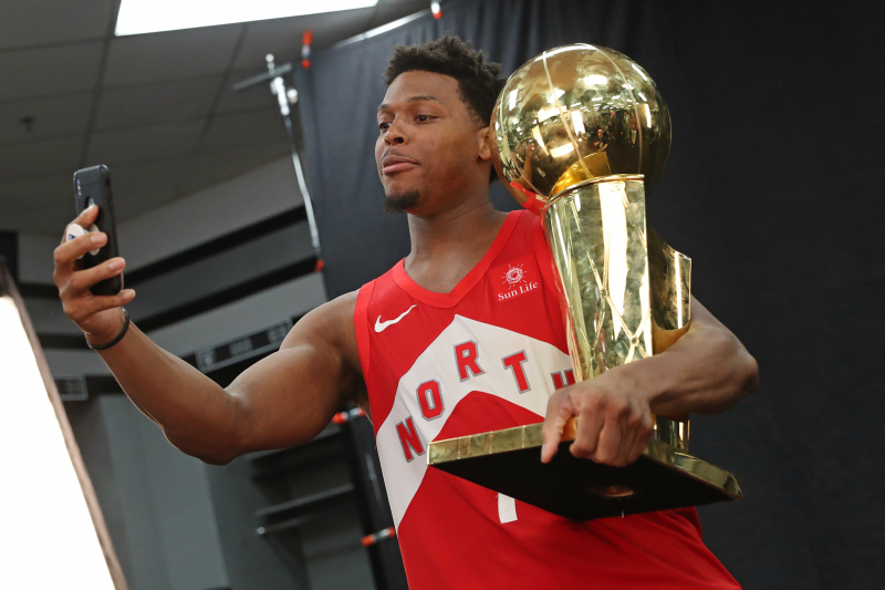 Raptors' Kyle Lowry Changes Agents, Hires Mark Bartelstein Ahead of Impending FA