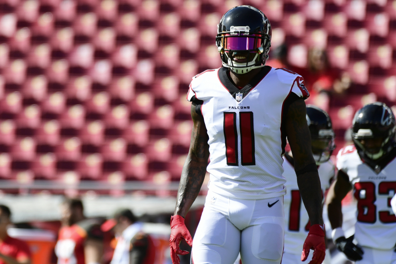 Julio Jones Contract: Latest Rumors on New Deal After Reporting to Falcons