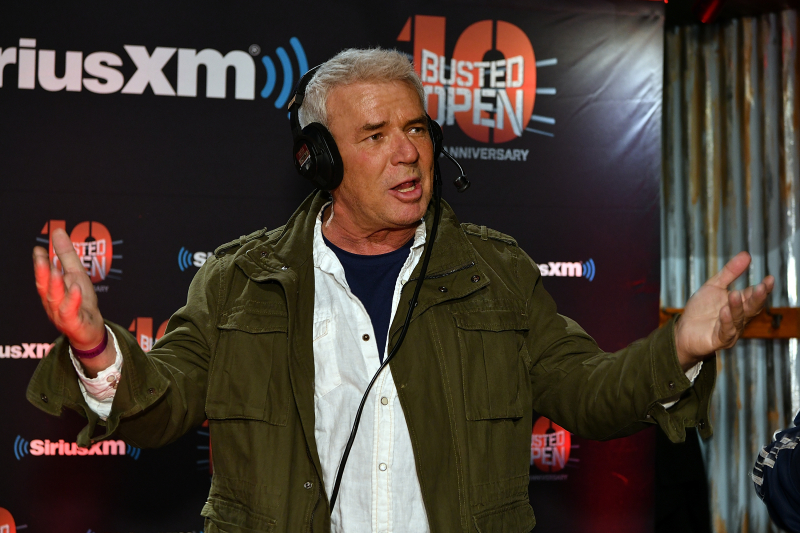 Eric Bischoff Blasts 'Dirt Sheet Scumbags' over Rumors on WWE SmackDown Role