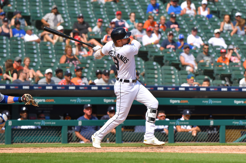 Tigers' Nick Castellanos Explains Why He Thinks Comerica Park Is 'A Joke'