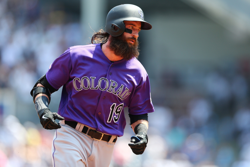 MLB Rumors: Rockies Open to Charlie Blackmon Trade; Multiple Teams Interested