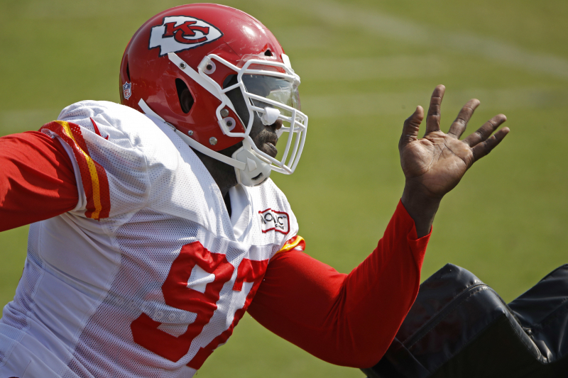 Report: Ex-Chiefs DE Allen Bailey, Falcons Agree to 2-Year, $10.5M Contract