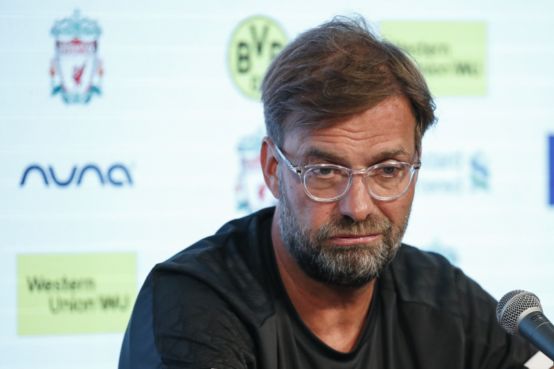 Jurgen Klopp Hits out at Schedule, Says Fixture Congestion 'Not Acceptable'