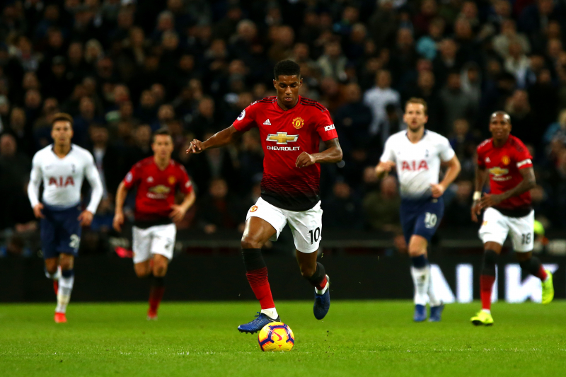 Tottenham vs. Manchester United: 2019 ICC Odds, TV Schedule and Live Stream