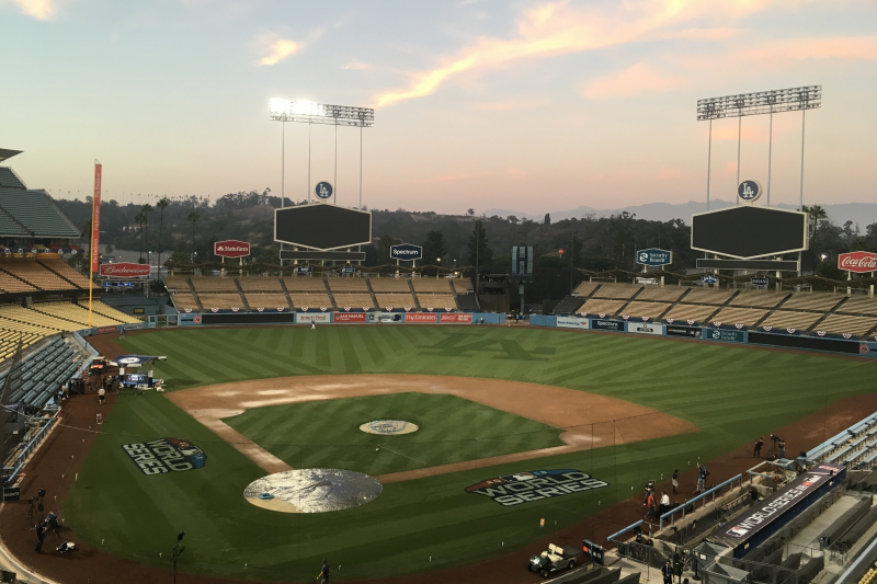 Check out These Render Images of Dodger Stadium's Plans for $100M Renovations