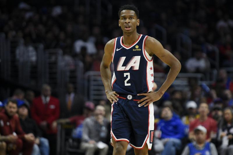 Clippers Rumors: LA 'Heartbroken' Thunder Demanded Gilgeous-Alexander in Trade