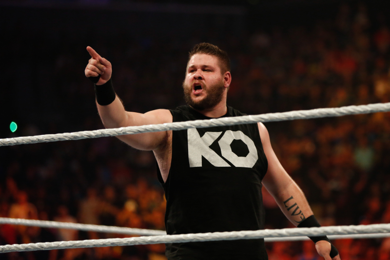 Video: Kevin Owens Will Quit WWE If Shane McMahon Beats Him at SummerSlam