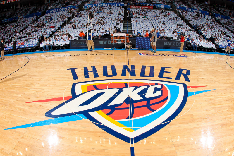 Thunder Unveil New Jerseys Honoring 1995 OKC Bombing Victims