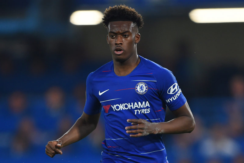 Callum Hudson-Odoi, Chelsea Reportedly Agree to New 5-Year Contract