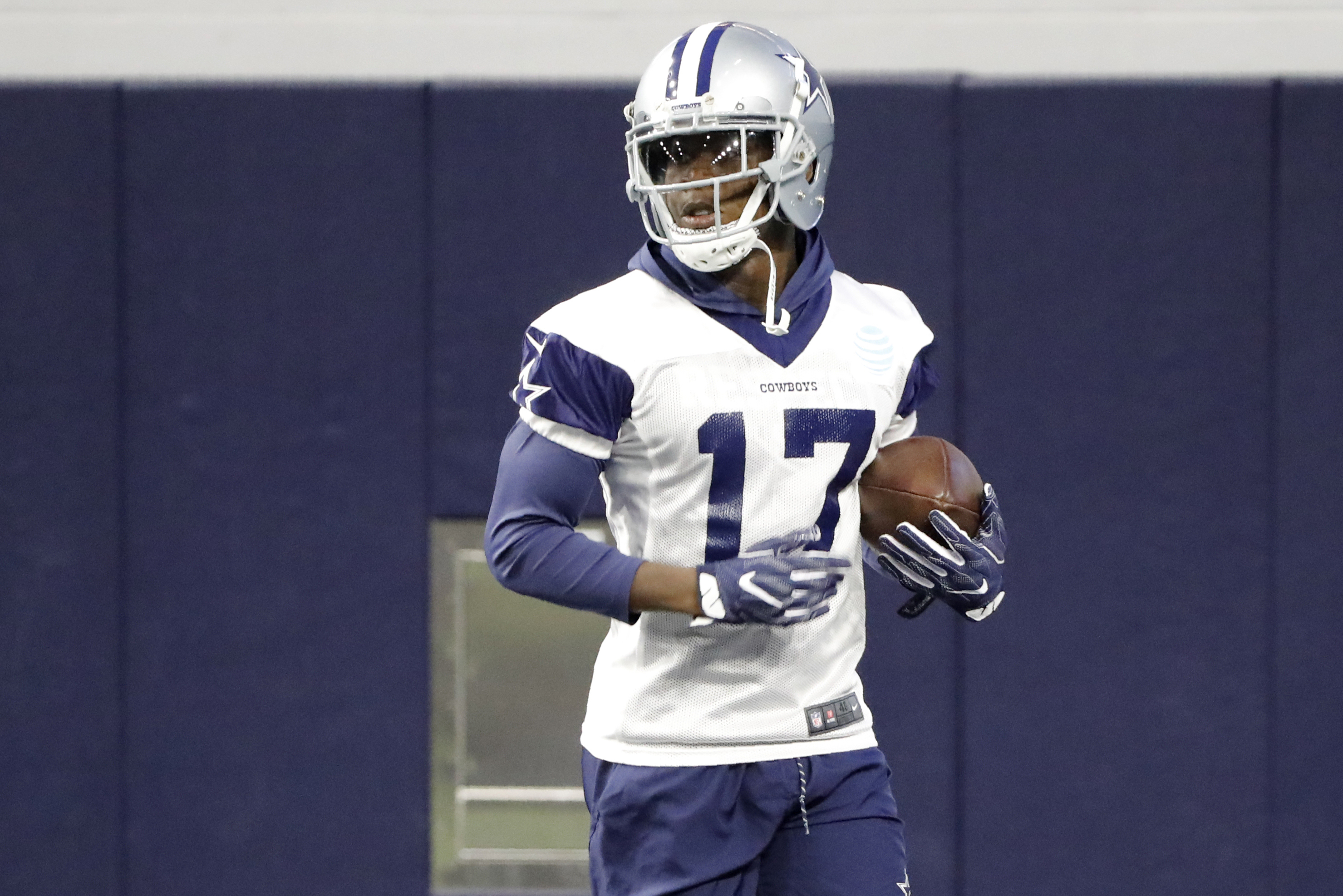 new concept ecb08 3c778 Cowboys Rumors: WR Allen Hurns Released Amid Leg Injury ...