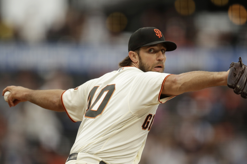 Madison Bumgarner Trade Rumors: Giants Seen as Unlikely to Sell Amid Hot Streak