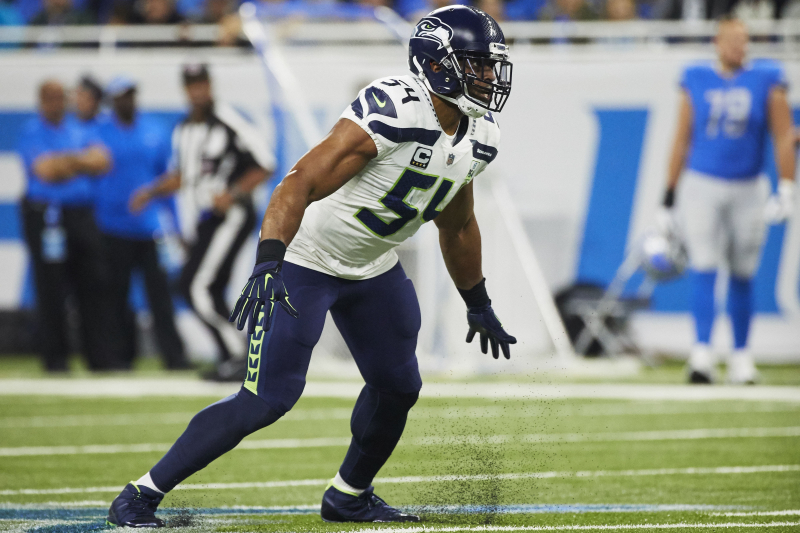Seahawks Rumors: Bobby Wagner to Report, Will Be 'Cautious' Amid Contract Talks
