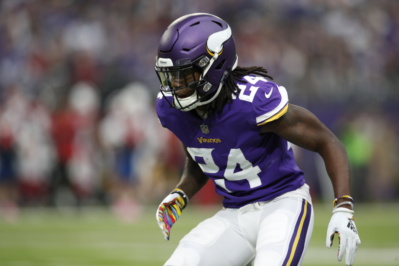 Vikings' Holton Hill Suspended 4 Additional Games for Substance Policy Violation