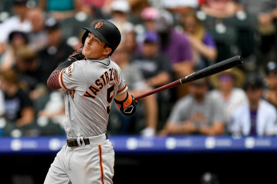 Clutch Hitting Fueling San Francisco Giants' Hot Streak