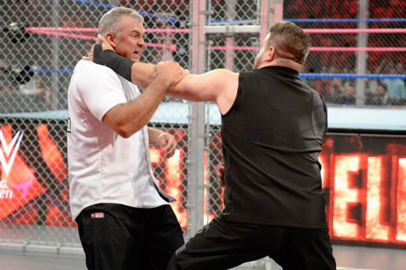 Shane McMahon vs. Kevin Owens Set for WWE SummerSlam 2019 Match Card