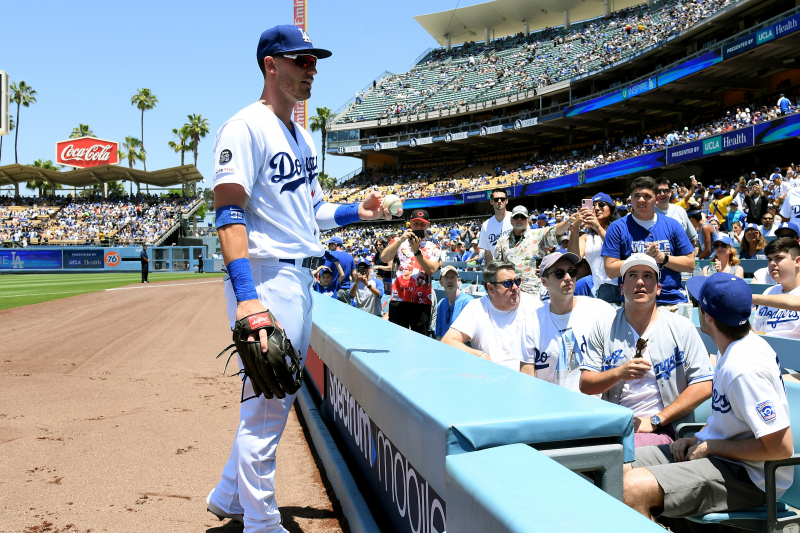 Report: Dodgers Stadium to Increase Protective Netting to Foul Poles by August